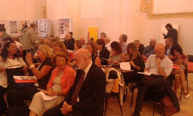 Convegno Futuro Palazzo d'Avalos 1