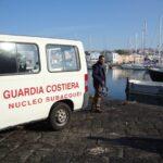 Foto camionetta Guardia Costiera