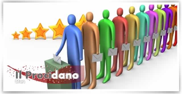 voto e sondaggi il procidano