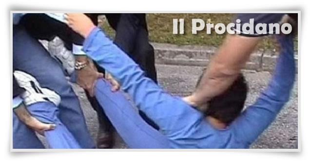 bambino sottratto polizia ischia