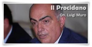Onorevole Luigi Muro, Presidente del Consiglio Comunale di Procida