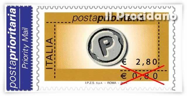 Poste Italiane aumentano le tariffe