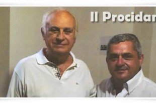 Avv. Porfilio Lubrano con lemerito Prof.Scudiero