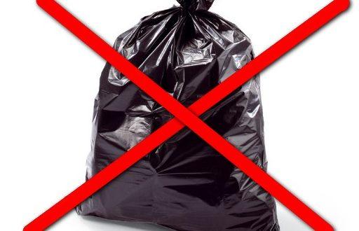 divieto al sacco nero