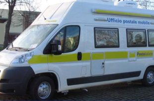Poste italiane ufficio mobile