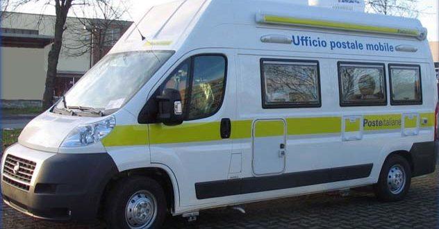 Procida in arrivo ufficio mobile di poste italiane il for Mobile ufficio usato