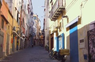 Canale strada