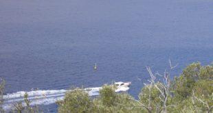 Natante zona A Area Marina Protetta