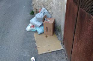 Deposito abusivo rifiuti