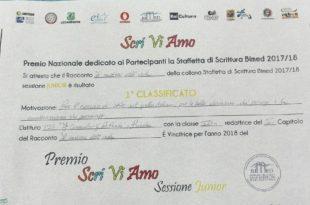 Premio Scriviamo