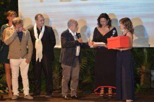 Premiazione Martina Lubrano Lavadera