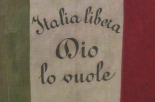 bandiera italia libera