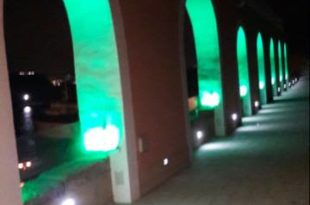 Palazzo Merlato verde