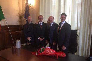 Ciro Fiola presidente camera commercio Napoli