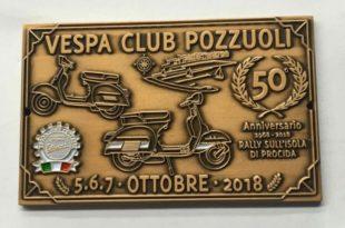 Vespa club Pozzuoli 5 6 7 ottobre