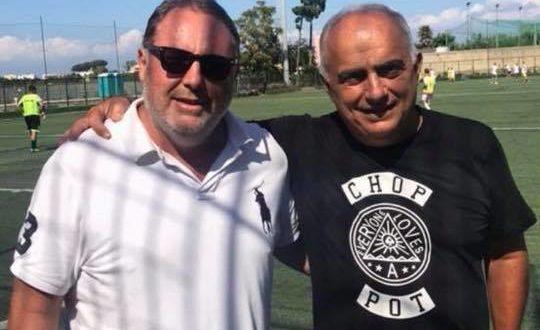 Luigi Muro e Attilio Cesarano