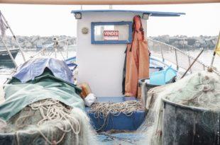 Vendesi barca pesca