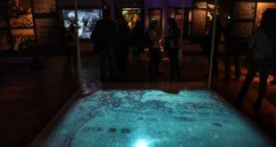 sala mostra castello di Baia e1558784827528