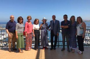 Istituto Caracciola visita console