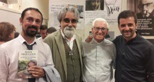 Peppe Vessicchio fiera del libro 2019