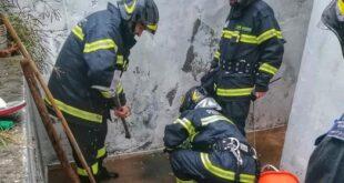 Intervento protezione civile