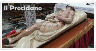 Cristo morto chiesa s antonio